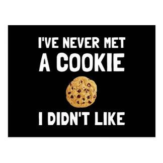Cookie Like Postcard