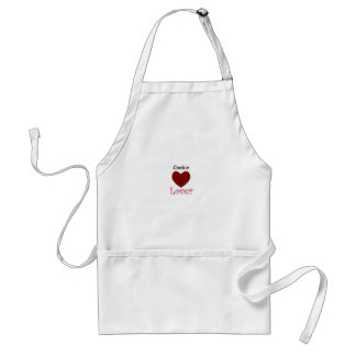 cookie lover apron