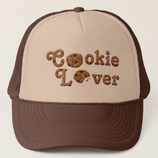Cookie Lover Chocolate Chip Crispy Yummy Cookies Trucker Hat