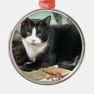Cookie Metal Ornament