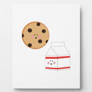 Cookie & Milk Plaques