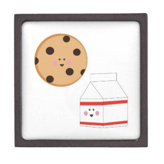 Cookie & Milk Premium Jewelry Box