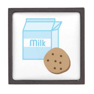 Cookie & Milk Premium Keepsake Boxes