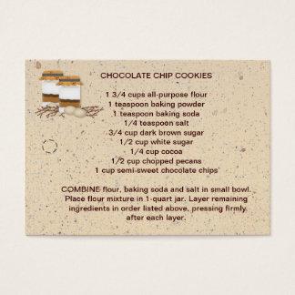 Cookie Mix In A Jar Recipe Tag