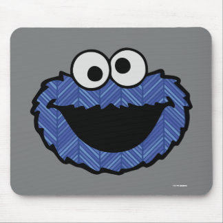 Cookie Monster | 80's Throwback Mouse Pad