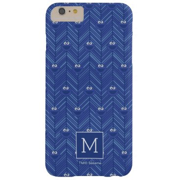 Cookie Monster | 80's Throwback Pattern Barely There iPhone 6 Plus Case