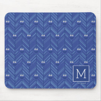 Cookie Monster | 80's Throwback Pattern Mouse Pad