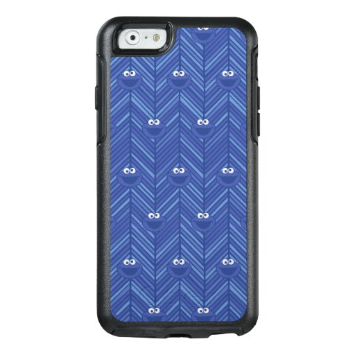 Cookie Monster | 80's Throwback Pattern OtterBox iPhone 6/6s Case