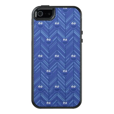 Cookie Monster | 80's Throwback Pattern OtterBox iPhone 5/5s/SE Case