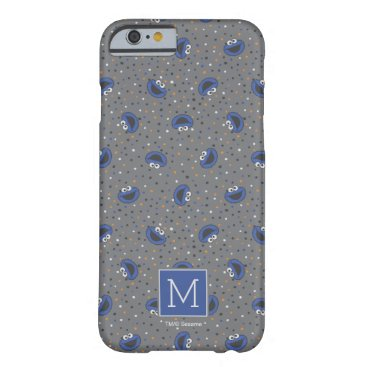 Cookie Monster | 80's Throwback Polka Dot Pattern Barely There iPhone 6 Case