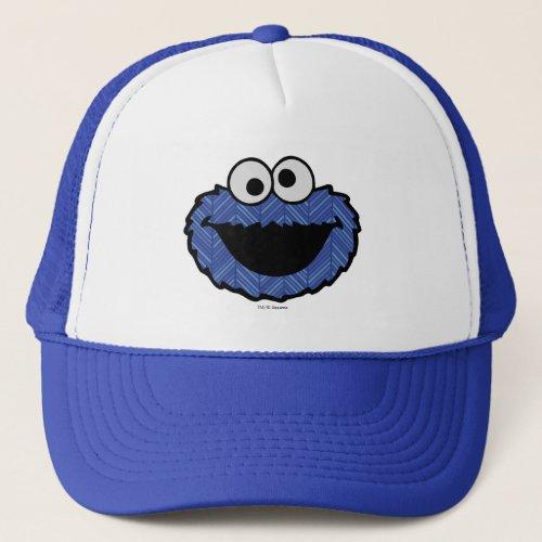 Cookie Monster  80s Throwback Trucker Hat