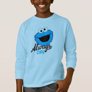 Cookie Monster Always Cool T-Shirt