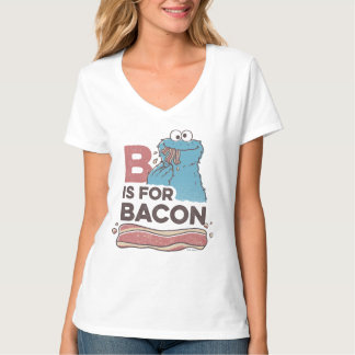 Cookie Monster | B is for Bacon T-Shirt