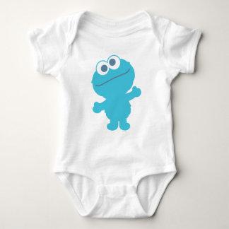 Cookie Monster Baby Body Baby Bodysuit