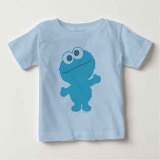 Cookie Monster Baby Body Baby T-Shirt