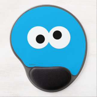 Cookie Monster Big Face Gel Mouse Pad