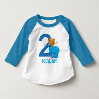 Cookie Monster Boy Birthday T-Shirt
