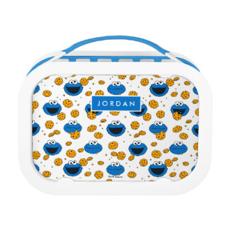 Cookie Monster   C is for Cookie Pattern Lunch Box
