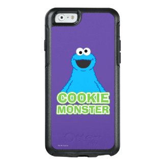 Cookie Monster Character Art OtterBox iPhone 6/6s Case