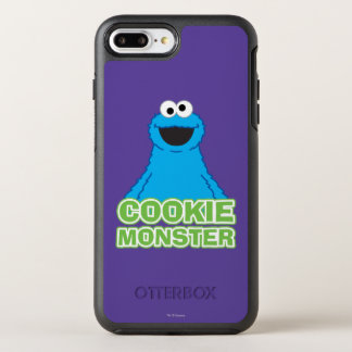 Cookie Monster Character Art OtterBox Symmetry iPhone 7 Plus Case