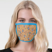 Cookie Monster | Cookie Round-Up Pattern Face Mask