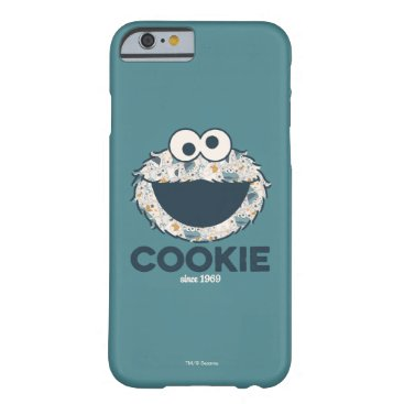 Cookie Monster | Cookie Since 1969 Barely There iPhone 6 Case