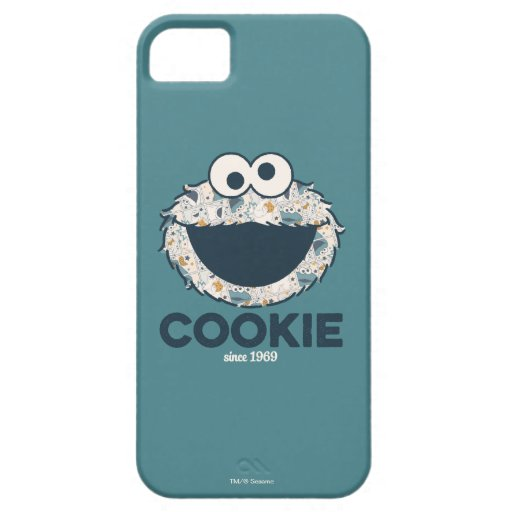 Cookie Monster | Cookie Since 1969 iPhone SE/5/5s Case