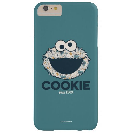 Cookie Monster | Cookie Since 1969 Barely There iPhone 6 Plus Case