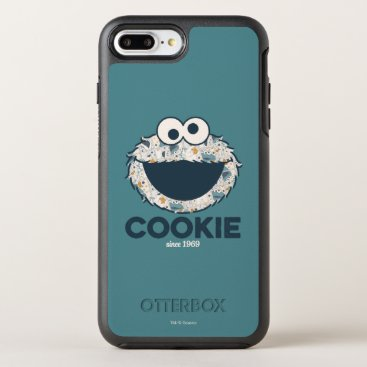 Cookie Monster | Cookie Since 1969 OtterBox Symmetry iPhone 8 Plus/7 Plus Case