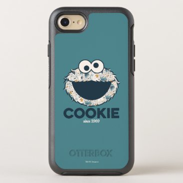 Cookie Monster | Cookie Since 1969 OtterBox Symmetry iPhone 8/7 Case