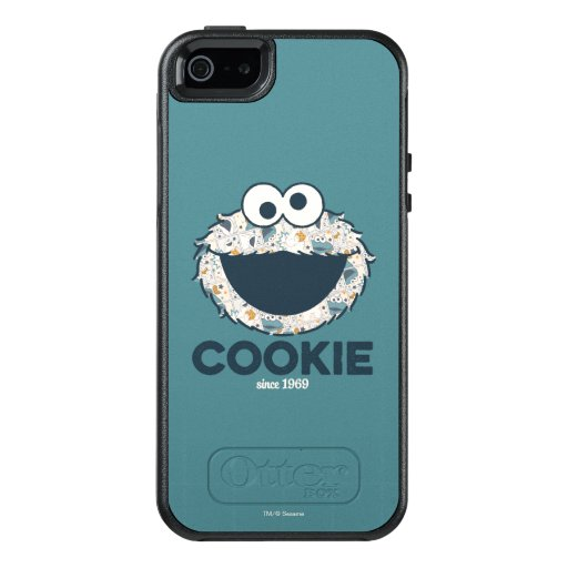 Cookie Monster | Cookie Since 1969 OtterBox iPhone 5/5s/SE Case