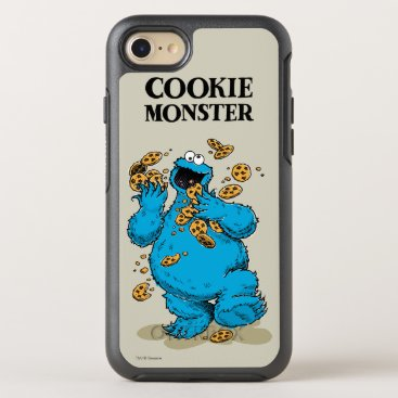 Cookie Monster Crazy Cookies 2 OtterBox Symmetry iPhone 8/7 Case
