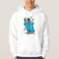 Cookie Monster Crazy Cookies Hoodie