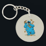 "Cookie Monster Crazy Cookies Keychain<br><div class=""desc"">Cookie Monster goes crazy over cookies!        This item is recommended for ages 13 .&#169;  &#169;  2014 Sesame Workshop. www.sesamestreet.org</div>"