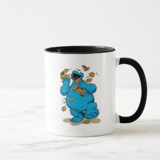Cookie Monster Crazy Cookies Mug