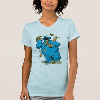 Cookie Monster Crazy Cookies T-Shirt