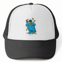 Cookie Monster Crazy Cookies Trucker Hat