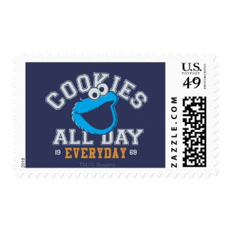 Cookie Monster Everyday Postage