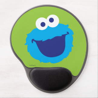 Cookie Monster Face Gel Mouse Pad