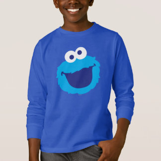 Cookie Monster Face T-Shirt