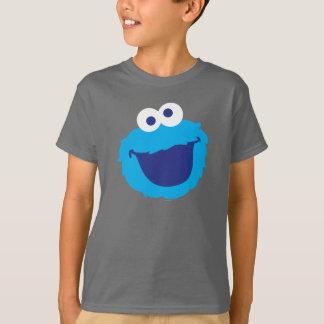 Cookie Monster Face T-Shirt