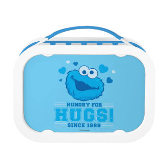 Cookie Monster Hugs Lunch Box