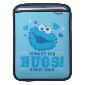Cookie Monster Hugs Sleeve For iPads