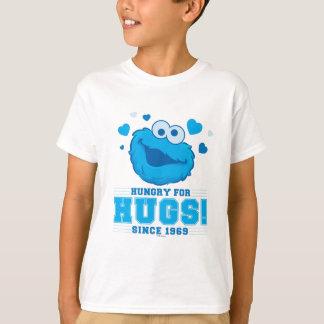 Cookie Monster Hugs T-Shirt