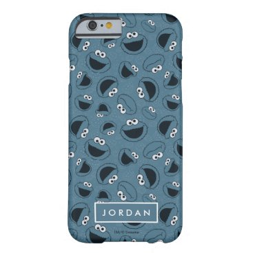 Cookie Monster | Me Hungry Pattern Barely There iPhone 6 Case