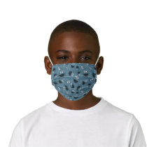 Cookie Monster | Me Hungry Pattern Kids' Cloth Face Mask
