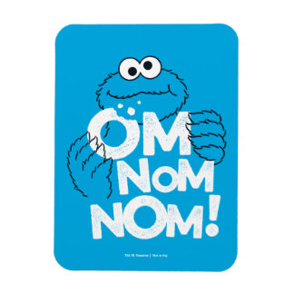 Cookie Monster | Om Nom Nom! Magnet