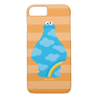 Cookie Monster Rainbows iPhone 8/7 Case