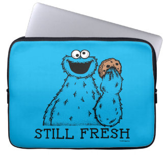 Cookie Monster | Still Fresh Computer Sleeve