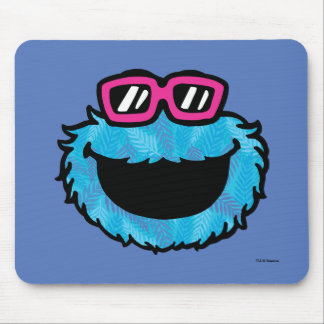 Cookie Monster | Summer Vibes Mouse Pad
